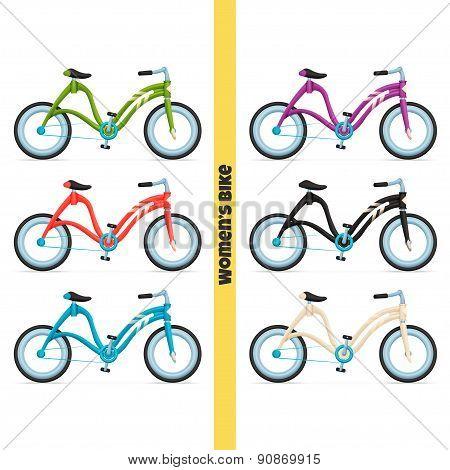 Womens Bike Two