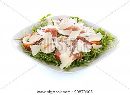 Tasty Raw Meat Salad