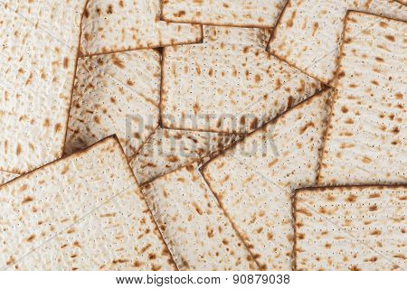 Matzot All Over