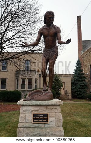St. John the Baptist Sculpture
