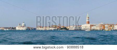 Landmarks of Venice, Panorama