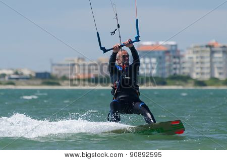 Francisco Costa Kitesurfing