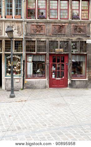 Vintage Shop Front