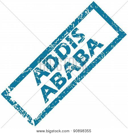 Addis Ababa rubber stamp