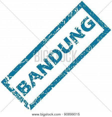 Bandung rubber stamp