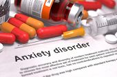 stock photo of fussy  - Anxiety Disorder - JPG