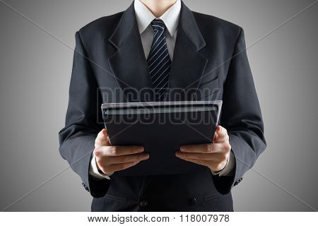 Hands signing business documents. Signing papers. Lawyer, realto