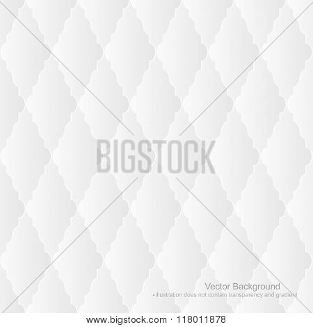 White upholstery background - seamless.