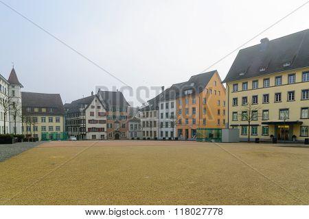 Herrenacker Square, Schaffhausen,