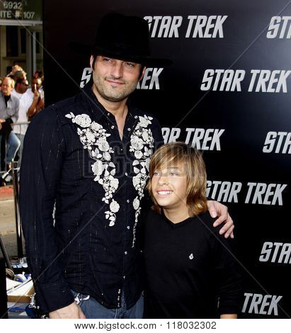 Robert Rodriguez at the Los Angeles Premiere of