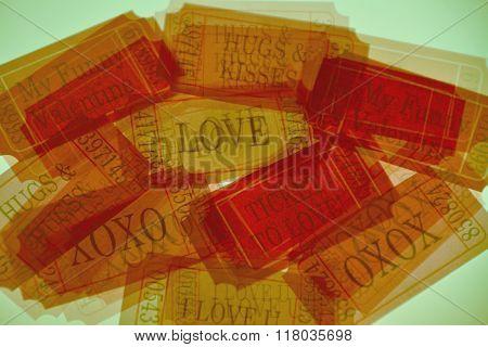 Valetine's Day Tickets