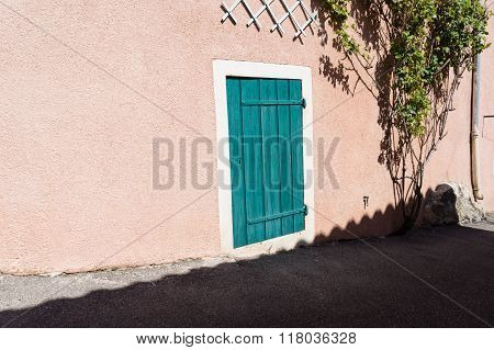 Colorfull Window Shutters