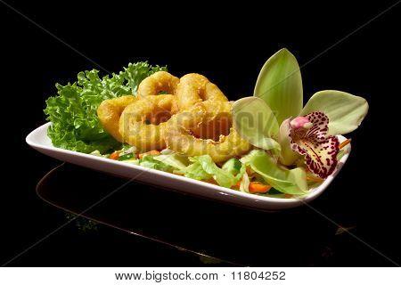 japanese shrimp tempura
