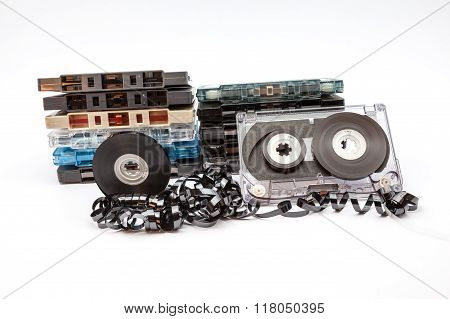 The Music Cassettes