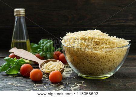 Dry Pasta Vermicelli