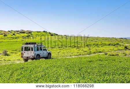 Suv, Country Road, Israel