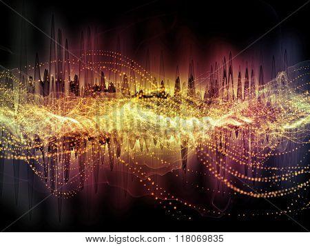 Virtual Sound Wave