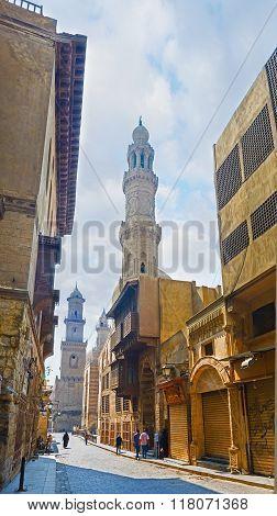 The Heart Of Islamic Cairo
