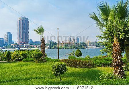 The Garden On Cairo Promenade