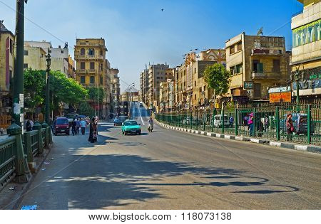 Midday In Cairo