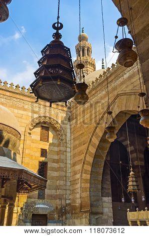 The Old Arabian Lights