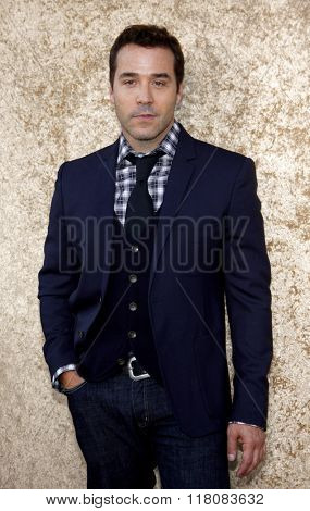 Jeremy Piven at the Season 7 Premiere of