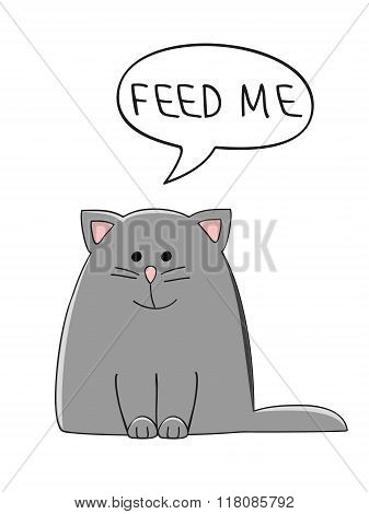 Feed Me Cat