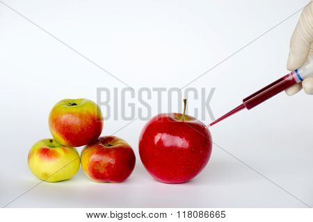 Making Bigger Apples