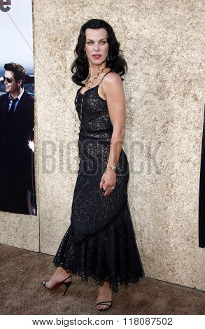 Debi Mazar at the Season 7 Premiere of