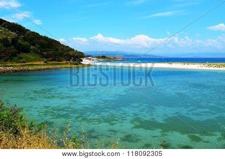 Cies lake (Galicia, Spain)
