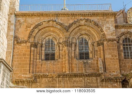 Church of the Holy Sepulchre detail