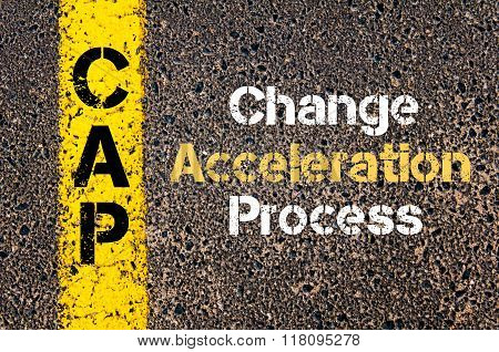 Business Acronym Cap Change Acceleration Process