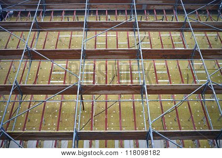 Thermal Insulation Of Building Walls