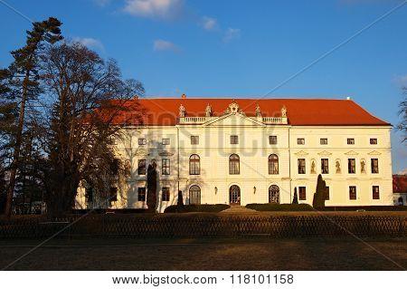 Chateau Židlochovice, Czech Republic