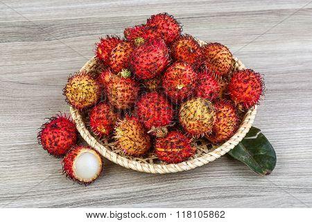 Asian Fruit - Rambutan