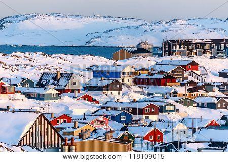 Nuuk Landscape