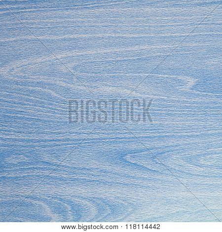 Delicate, Pastel, Light, Wood Grain - Blue Background Texture.