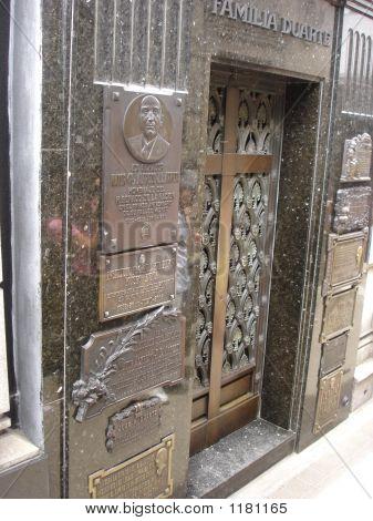 Evita Peron'S Tomb
