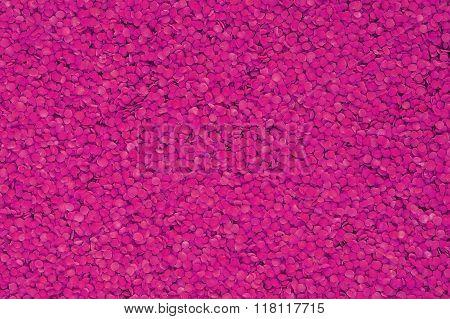 Pink Imaginative Background Texture, Circles / Pulses / Bubble / Sponge / Effect.
