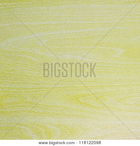 Delicate, Pastel, Light, Wood Grain - Yellow Background Texture.