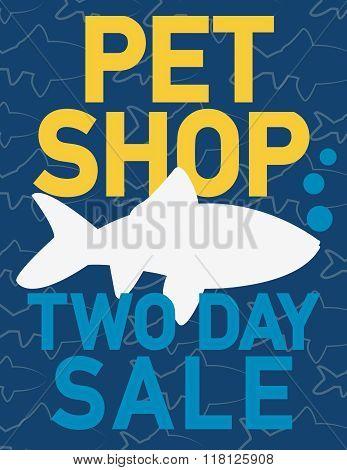 Pets Shop Sale