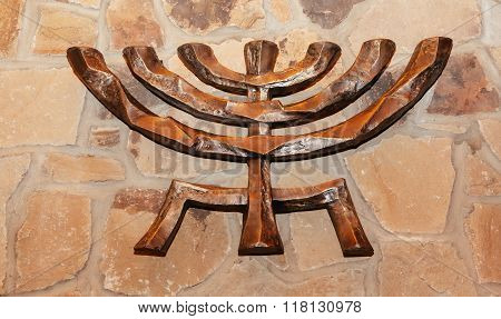 Jewish judaism culture holiday torah tova menora