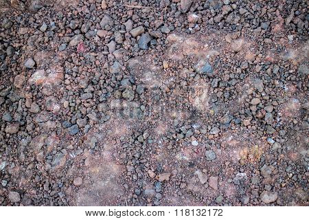 Gravel Closeup Seamless Background Texture