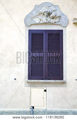 Window Jerago Palaces Italy   Abstract