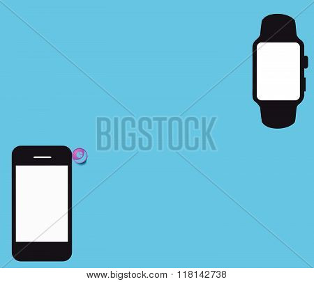 Flat Design Vector Mobillf Kopie