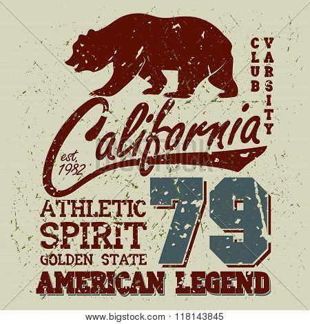 Athletic sport t-shirt graphics