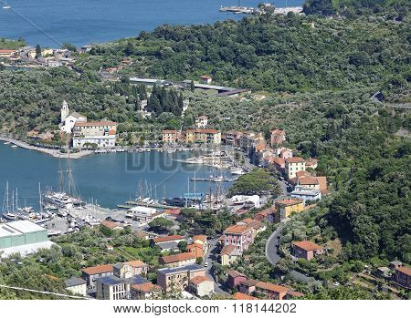 Aerialview Of Le Grazie