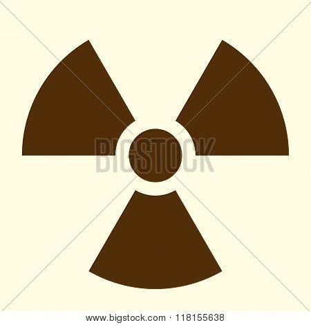 Radiation Symbol Vintage