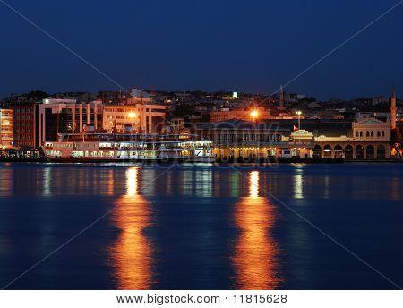 Istanbul-Twilight