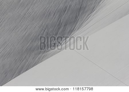 Snow slope background